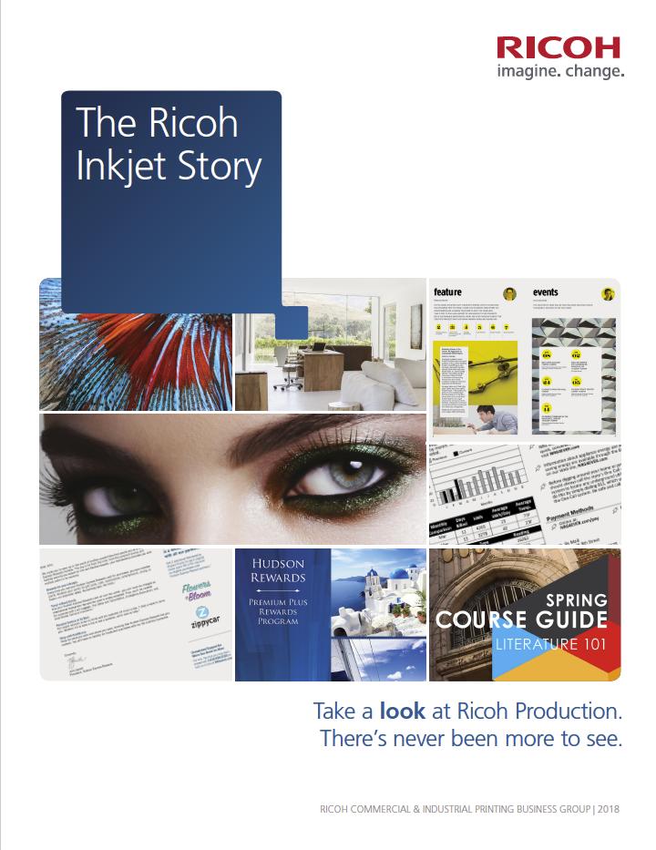 The Ricoh Inkjet Story